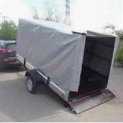 Прицепы АТЛЕТИК грузовые