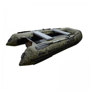 Моторная надувная лодка ПВХ HD 360 НДНД Mirage