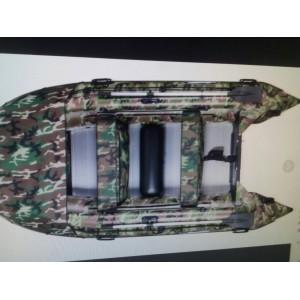 Лодка ПВХ RiverBoats RB — 370 (Киль + алюминиевый пол)