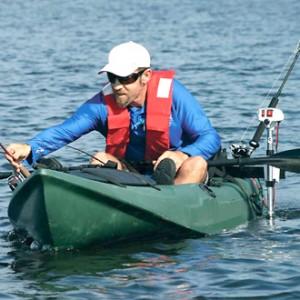 Hосовой электромотор для лодки CRC 54/48