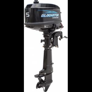 Лодочный мотор Gladiator G5FHS