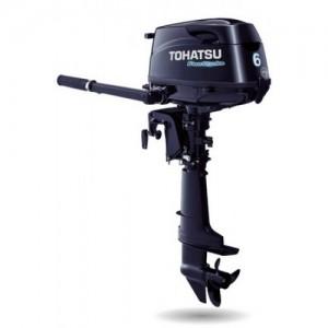 Лодочный мотор TOHATSU MFS 6 S
