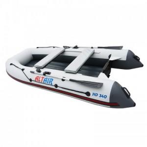 Моторная надувная лодка ПВХ HD 340 НДНД
