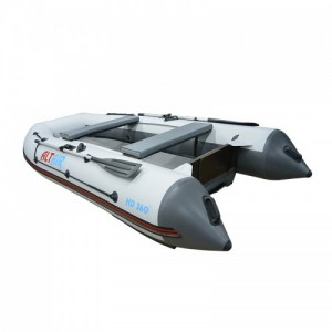 Моторная надувная лодка ПВХ HD 360 НДНД