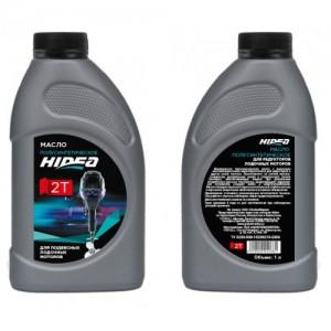 Масло моторное HIDEA 2T NMMA TC-W3 1л