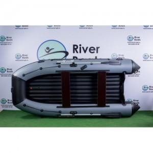 Лодка  RiverBoats RB - 370 (НДНД)