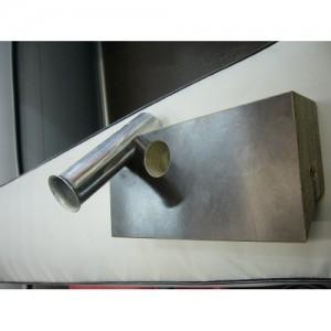 Универсальный крепежный блок №3 (с держателем спиннинга и площадкой для эхолота)