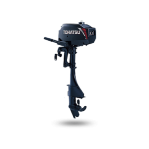 Лодочный мотор TOHATSU M 3.5 S