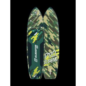 SUP Board Gladiator FISHING 12.6